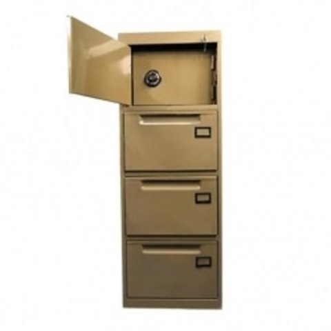 Archivero Caja Fuerte Combinacion