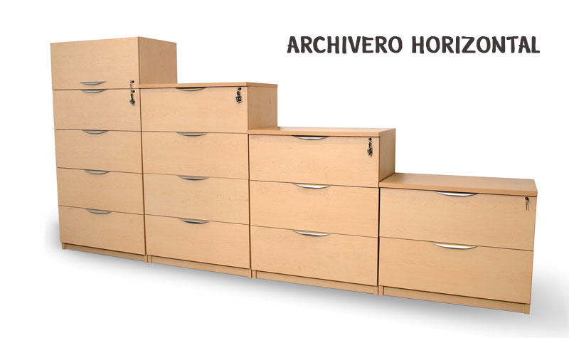 Archivero Horizontal A 1