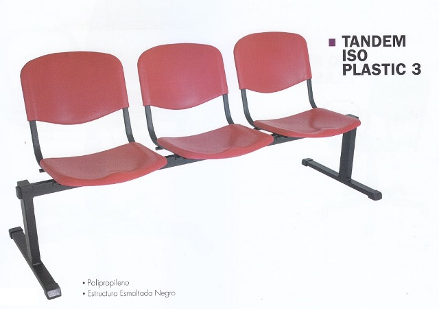 Banca ISO Plastic 3P 1 1