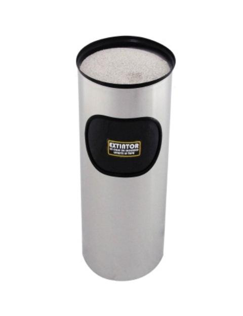 Bote Cenicero Porta Extintor CO2