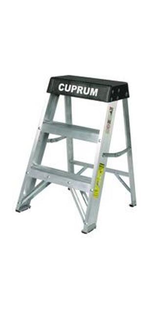 Escalera Cuprum Aluminio