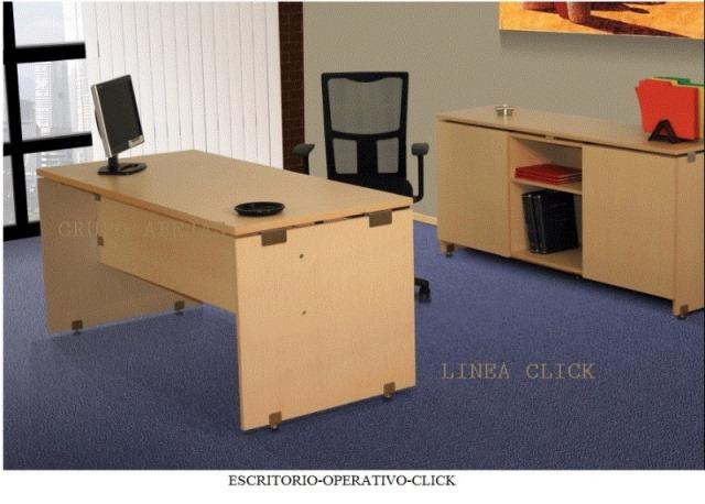 Escritorio Secretarial Clic 01 1