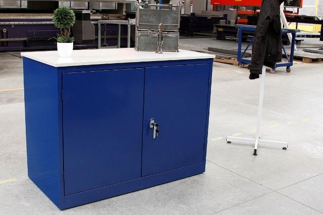 Gabinete mueble de guardado bajo MGB  3950 1
