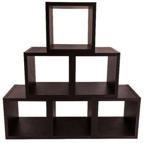 Librero Cubos 01