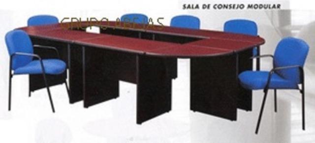 Mesa de Juntas ABE  08