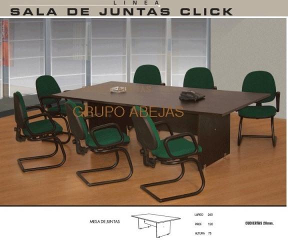 Mesa de Juntas Click