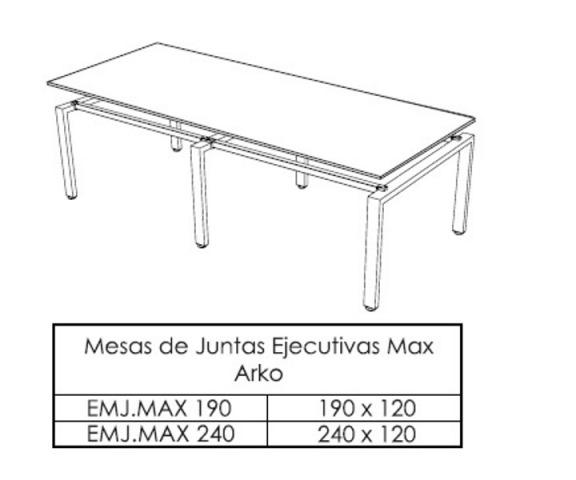 Mesa de Juntas Max 1.90