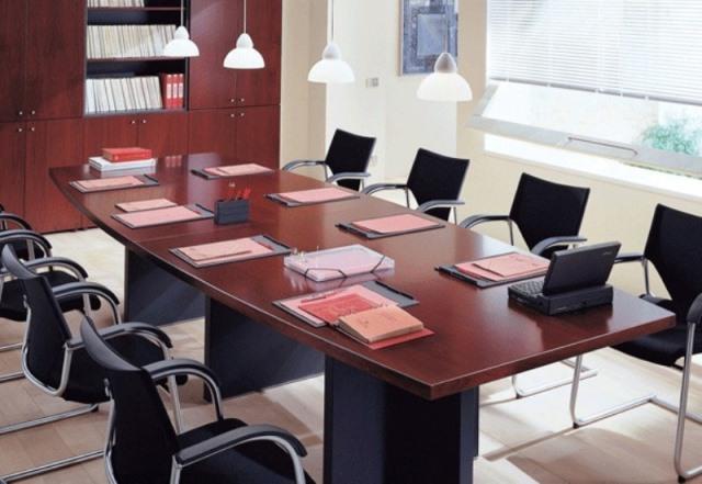 Mesa de Juntas Optimo