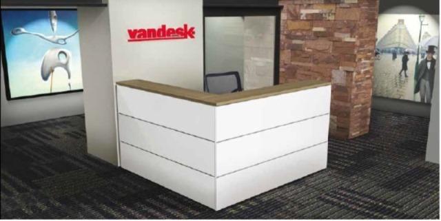Recepcion Vandesk 1