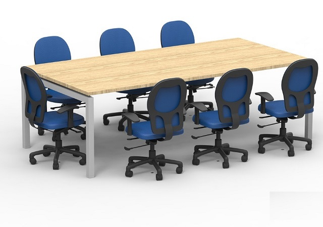 Mesa de Juntas de 2.40 x .80 1