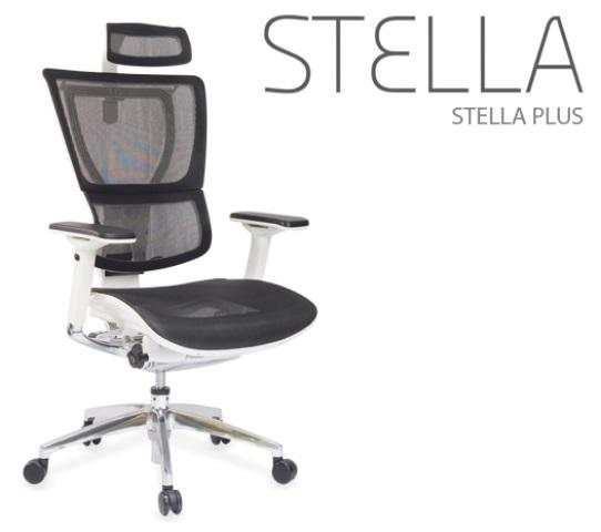 Sillas Ejecutivas Stella Plus AL  2512