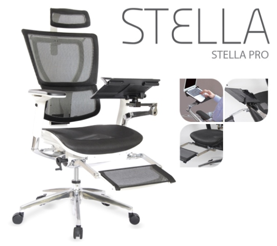 Sillas Ejecutivas Stella Pro AL  2510