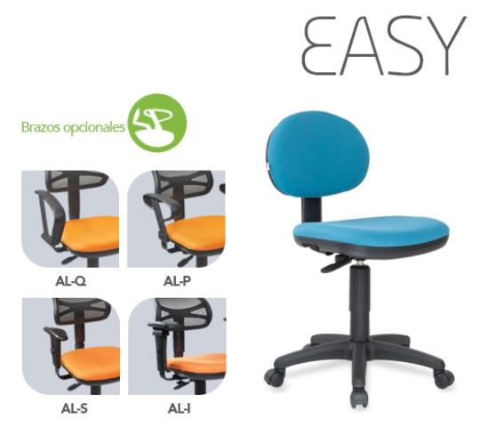 Silla Operativa Easy AL  410