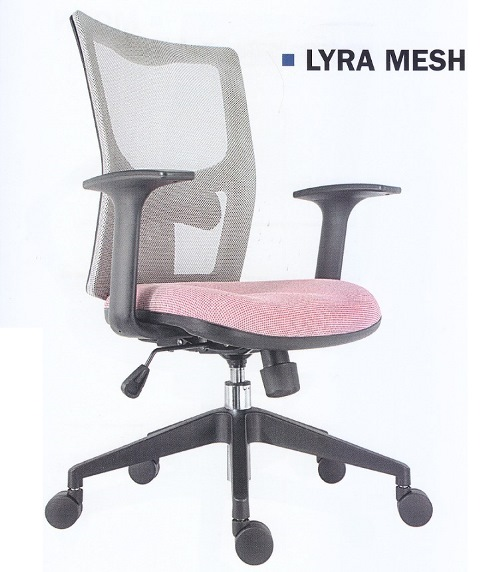 Silla Operativa Lyra 01