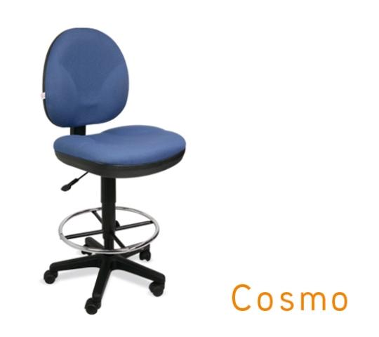 Silla Tipo Cajero Cosmo AL  430 AL W