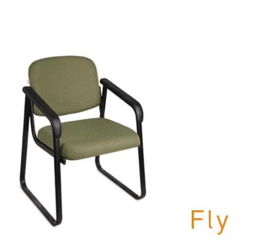 Silla Visita Fly AL  860