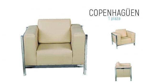 Sillon Copenhaguen 1p