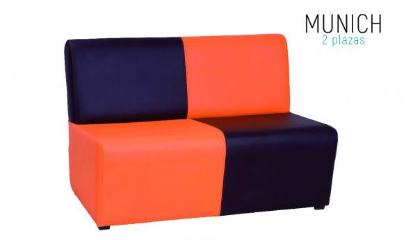 Sillon Munich 2p