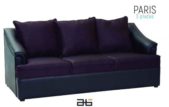 Sillon Paris 3p